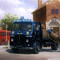 Leyland Dray Mitchell's And Butlers by Mike Jeffries