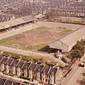 Leyton Orient - Brisbane Road - Aerial View 1 - Looking South East by Legendary Football Grounds