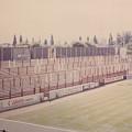 Leyton Orient - Brisbane Road - Buckingham Road Terrace South Goal 1 - August 1986 by Legendary Football Grounds