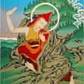 Lhalung Pelgi Dorje by Sergey Noskov