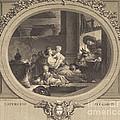 L'heureuse F?condit? by Nicolas Delaunay After Jean-honor? Fragonard