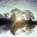 Li River by Rita Ariyoshi - Printscapes