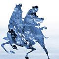 Li Shang-blue by Erzebet S