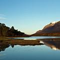 Liathach Sunrise Reflections by Bill Buchan