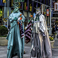 Liberties In Times Square by Nick Zelinsky
