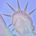 Liberty Glows by Margaret Bobb