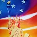 Liberty by Jeanne Walker