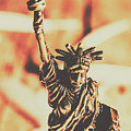 Liberty Will Enlighten The World by Jorgo Photography - Wall Art Gallery