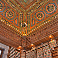Library Details by Melissa Hicks