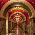 Library Of Congress Building Hallway by Susan Candelario