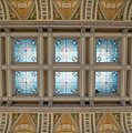 Library Of Congress Ceiling  by Jared Windler