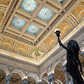 Library Of Congress Great Hall IIi by Jared Windler