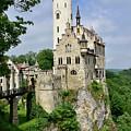 Lichtenstein Castle by Don and Bonnie Fink