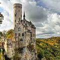 Lichtenstein Castle by Ryan Wyckoff