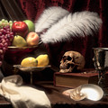 Life And Death In Still Life by Tom Mc Nemar