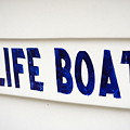 Life Boat  by Richard Reeve