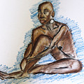 Life Drawing Study by Te'Ann's Palette