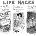 Life Hacks by Roz Chast