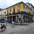 Life In Old Town Havana by Marge Sudol