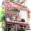 Life In Robin Hoods Bay by Miki De Goodaboom