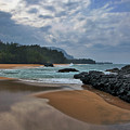 Life Is A Beach And Then You Die? Lumahai Beach, Kauai, Hawaii by Sam Antonio Photography