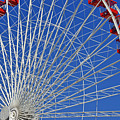Life Is Like A Ferris Wheel by Christine Till