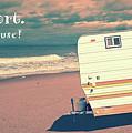 Life Is Short Buy The Beach House Mug by Edward Fielding