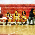 Life On The Bench by Francesa Miller