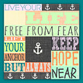 Lift Your Anchor by Brandi Fitzgerald