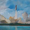 Liftoff  by Tony Rodriguez