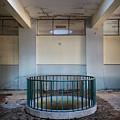 Light Above The Well  by Dirk Ercken
