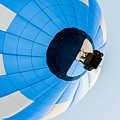 Light Blue Ballooning by Anthony Sacco