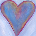 Light Blue Heart by Samantha Lockwood