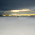 Sunbreak In Tularosa by David Finlayson