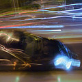 Light Car   Carrosse De Lumiere by Jean-luc Bohin