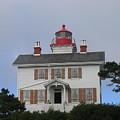 Light House On The Oregon Coast by Barb Morton