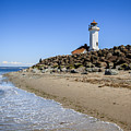 Light House - Port Townsend, Wa by Lucid Mood