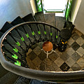 Light House Stair by S Paul Sahm
