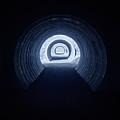Light In The Tunnel 4 by Jouko Lehto