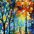 Light  by Leonid Afremov