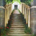 Light Of Italy by M J Venrick