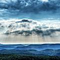 Light Rains Down by Thomas R Fletcher
