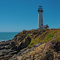Light Tower Panoramic by Moshe Levis