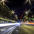 Light Trails 2 by Nicklas Gustafsson