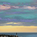 Lighthouse 1001 by Corinne Carroll