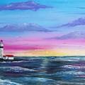 Lighthouse  5 by Tony Rodriguez