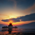 Lighthouse by Andreas Hoops