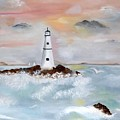 Lighthouse Cove by Lynne Messeck
