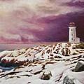 Lighthouse by Craig Johnstone