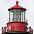Lighthouse Detail by Kenneth Albin